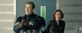 Avengers : L'ère d'Ultron – Un aperçu du bêtisier décontracté