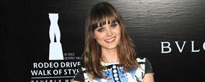 Qui est Bella Heathcote, l'actrice qui va incarner l'ex de Christian Grey dans la suite de 50 Nuances de Grey ?