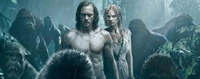 Tarzan sort les muscles sur une nouvelle affiche !