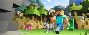 Une date de sortie pour l'adaptation de Minecraft !