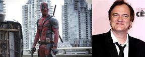 Deadpool 2 : une pétition réclame Quentin Tarantino à la réalisation !