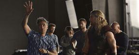 Thor 3 : une photo dans les coulisses de Ragnarok