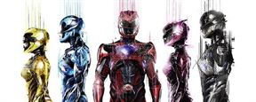 Power Rangers : une affiche animée annonce déjà la suite !