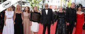Cannes 2017 : les marches avec Téchiné, Deneuve, Huppert, Binoche, Kidman, Al Gore...