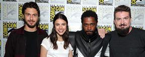 Comic Con 2017 - Le cast de Death Note parle d'une adaptation libre du manga