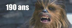 Chewbacca, Gollum, Yoda… Savez-vous quel âge ont ces personnages de la pop culture ?