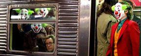 Joker : Joaquin Phoenix terrorise le métro new-yorkais dans les nouvelles photos de tournage