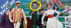 Faux Raccord : les gaffes et erreurs de Mary Poppins