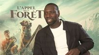 L'Appel de la Forêt : Omar Sy revient sur sa rencontre avec Harrison Ford