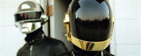 Les Daft Punk au cinéma