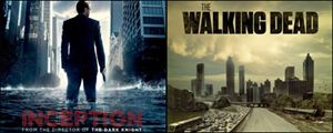 "Saturn Awards: ""Inception"" et ""The Walking Dead"" en tête des nominations!"