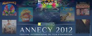 Le Festival d'Annecy, c'est parti !