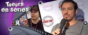"""Regardez notre numéro spécial de """"Tueurs en Séries"""" sur la Comic Con' Paris 2012 [VIDEO]"""