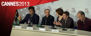 Cannes 2013 : Benicio Del Toro, Mathieu Amalric et Arnaud Desplechin en conf&#39; presse !