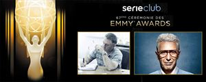 Les showrunners et Al Pacino à l'honneur pour la soirée des Emmy Awards sur Serieclub