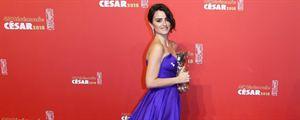 Penélope Cruz, 120 battements, Swann Arlaud : les photos des César 2018