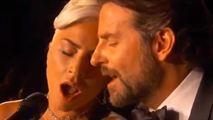 Oscars 2019 : Lady Gaga et Bradley Cooper chantent Shallow de A Star Is Born sur scène