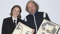 Philippe Katerine et Diane Rouxel sont les Prix Patrick Dewaere et Romy Schneider 2019