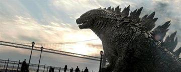 Godzilla (2014) sur TF1 : savez-vous d'où viennent les cicatrices du monstre géant ?