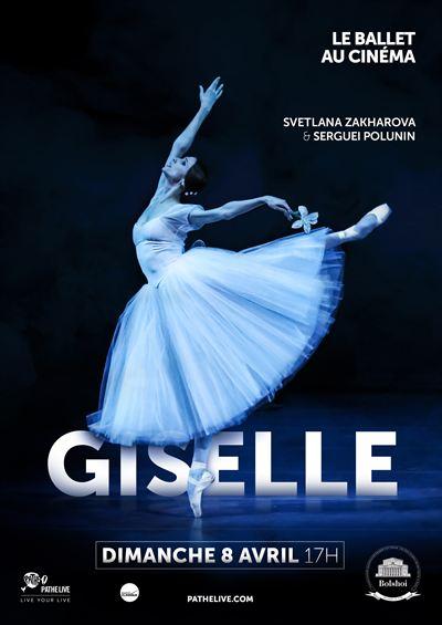 Giselle (Bolchoï-Pathé live)