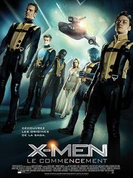 X-Men: Le Commencement