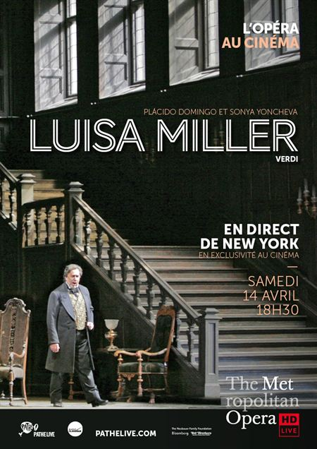 Luisa Miller (Met-Pathé Live)