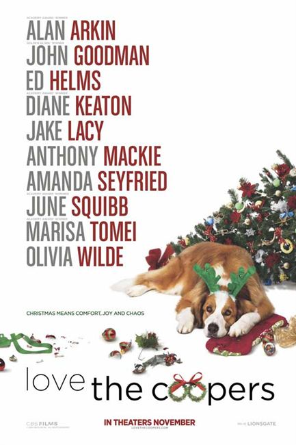 Love The Coopers [BDRip] [Francais]