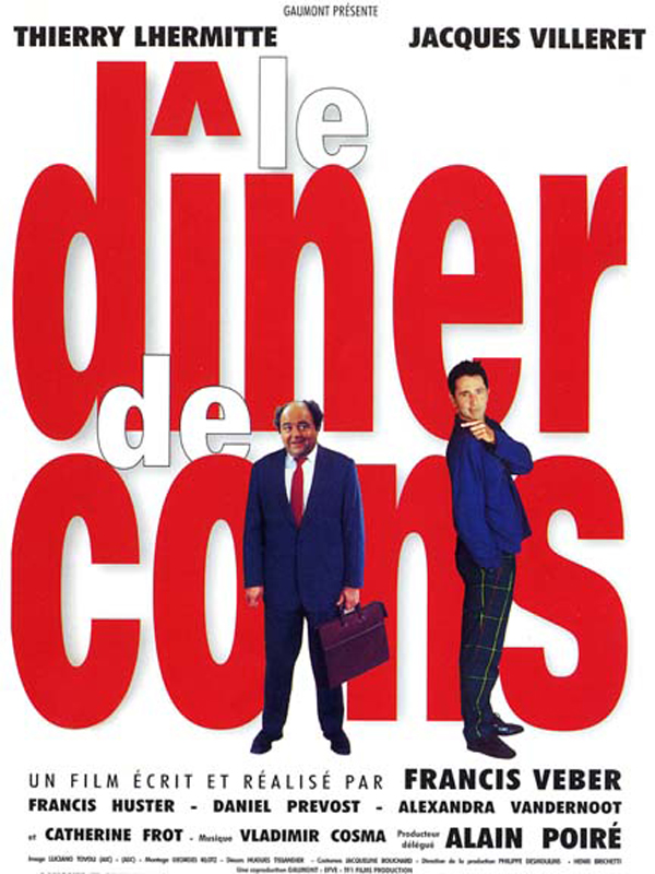 Le Diner De Cons [FRENCH][BRRIP]