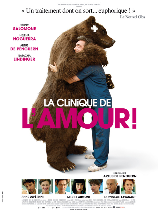 La Clinique de l'amour ! [FRENCH][Bluray 1080p]
