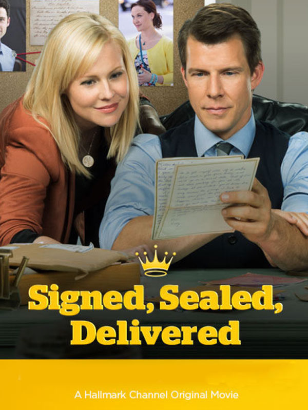 Regarder Signed Sealed Delivered - Saison 1 VOSTFR en streaming