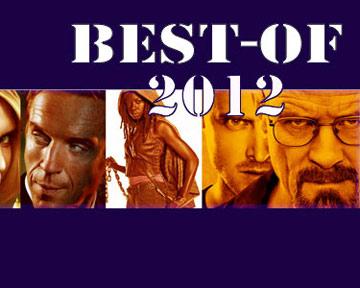 C'est le best; of 2012 ! Au programme : les tops et les flops de l'année, les grosses tendances, les grands adieux, notre rétrospective souvenirs...