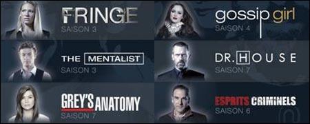 Les meilleures séries du moment en téléchargement légal… - News
