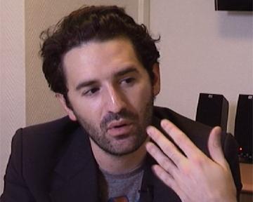 Portrait d'un jeune acteur : Nicolas Maury