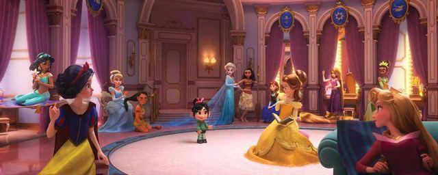 Elsa Vaiana Ariel Cendrillon Toutes Les Princesses