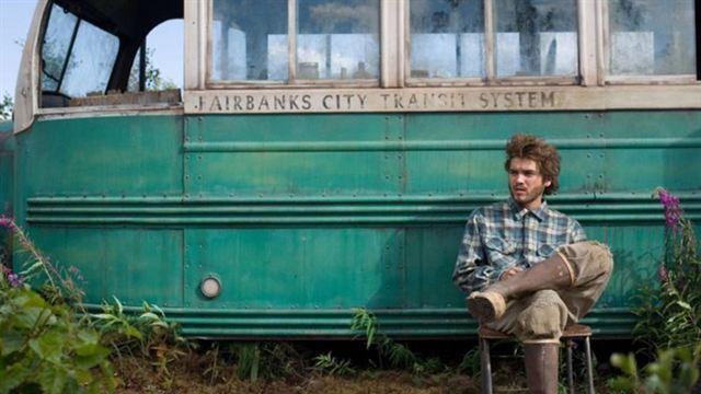 Le bus emblématique du film a quitté l'Alaska — Into the Wild