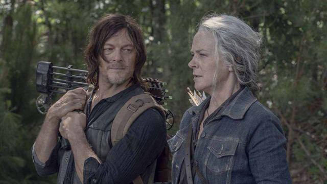 Fin de la série programmée pour 2022 — The Walking Dead