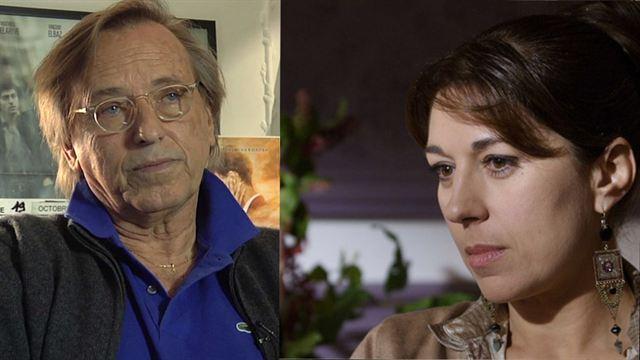 L'hommage d'Alexandre Arcady à Valérie Benguigui