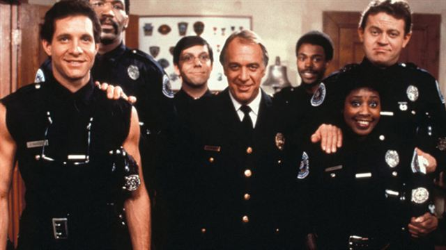 Police Academy 2 :  Au boulot ! Bande-annonce VO