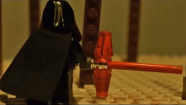 Star Wars 7 : la bande-annonce... Lego !