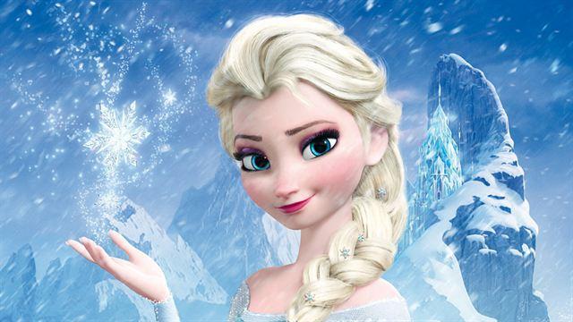 la reine des neiges organise une f te givr e sur les