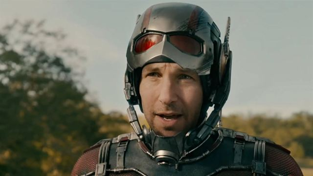 Ant-Man Bande-annonce (2) VO