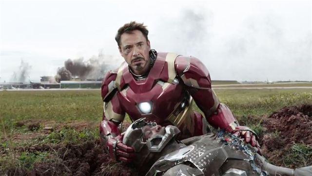 Captain America: Civil War Bande-annonce (2) VO