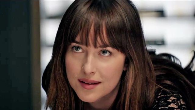nouvelle bande annonce 50 nuances plus sombres dakota johnson m ne la danse face jamie. Black Bedroom Furniture Sets. Home Design Ideas