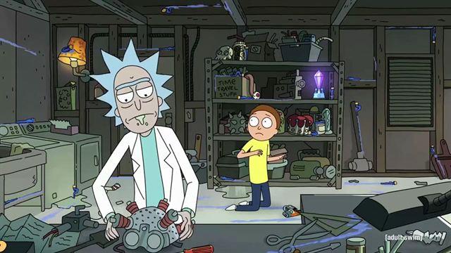Rick et Morty - saison 3 Bande-annonce VO