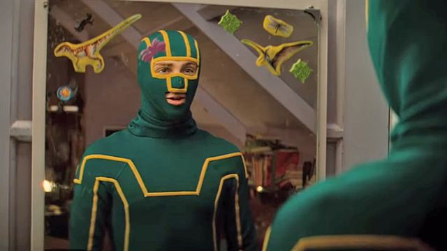 Kick-Ass Bande-annonce VO