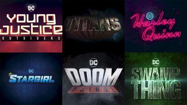 DC Universe : les contenus 2019 de la plateforme