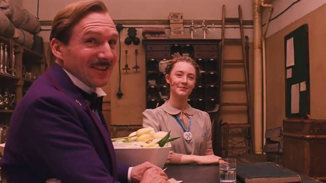 The Grand Budapest Hotel Bande-annonce VO