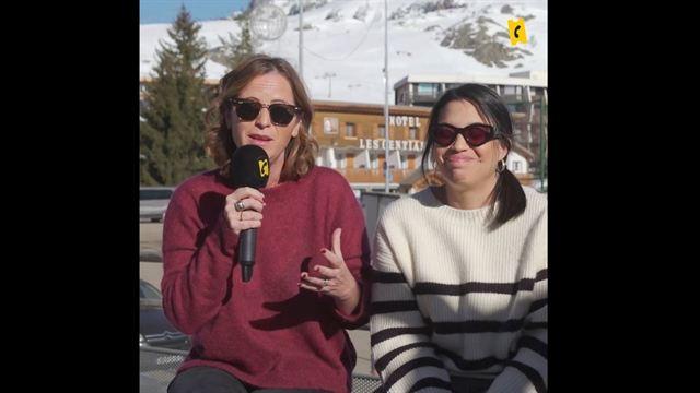 Forte - Interview : Katia Lewkowicz, Melha Bedia et Alison Wheeler