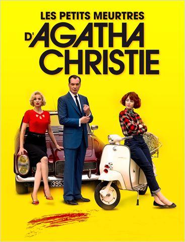 Les petits meurtres d'Agatha Christie cartes sur table