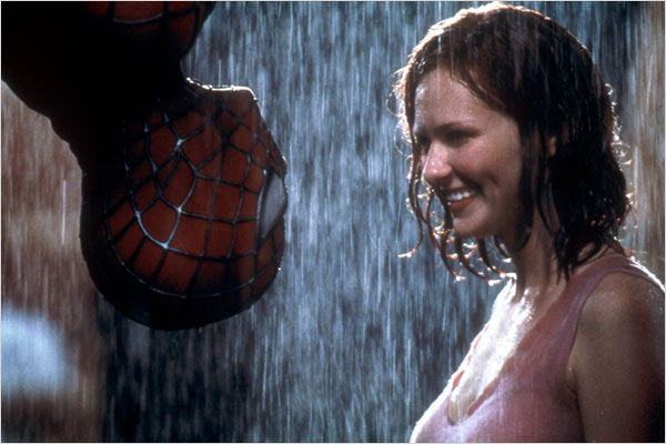 Spider-Man : Photo Kirsten Dunst, Tobey Maguire